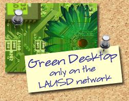 The Green Desktop