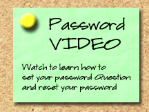 Video on how to reset your password