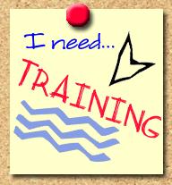 I need training....